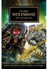 Okładka książki Wolfsbane Guy Haley
