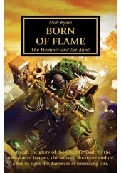 Okładka książki Born of Flame Nick Kyme