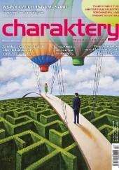 Okładka książki Charaktery, nr 2 (277) / luty 2020 Redakcja miesięcznika Charaktery