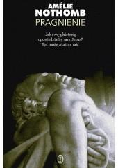 Okładka książki Pragnienie Amélie Nothomb