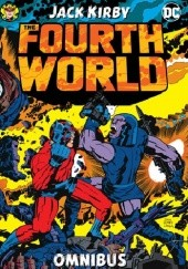 Okładka książki Jack Kirbys Fourth World Omnibus Jack Kirby, Mike Royer, Vince Colletta