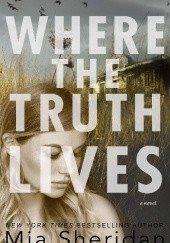 Okładka książki Where The Truth Lives Mia Sheridan