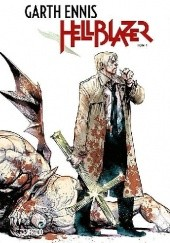 Okładka książki Hellblazer. Tom 3 Garth Ennis,Steve Dillon,David Lloyd