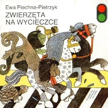 Okładka książki Zwierzęta na wycieczce Ewa Piechna - Pietrzyk