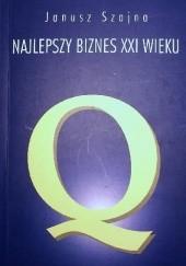 Okładka książki Najlepszy biznes XXI wieku