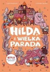 Okładka książki Hilda i Wielka Parada Stephen Davies