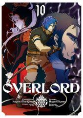 Okładka książki Overlord #10