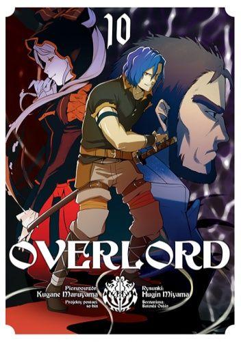 Okładka książki Overlord #10 Maruyama Kugane,Fugin Miyama