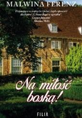 Okładka książki Na miłość boską!