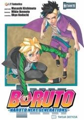 Okładka książki Boruto #9 Masashi Kishimoto,Ukyo Kodachi,Mikio Ikemoto