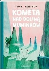 Okładka książki Kometa nad Doliną Muminków Tove Jansson