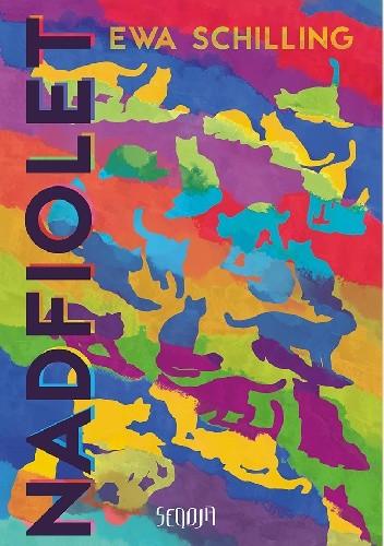 Okładka książki Nadfiolet (nowa wersja)