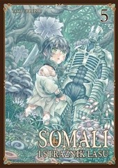 Okładka książki Somali i Strażnik Lasu #5 Yako Gureishi