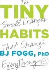 Okładka książki Tiny Habits