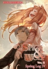 Okładka książki Spice and Wolf (novel) vol. 21 Isuna Hasekura
