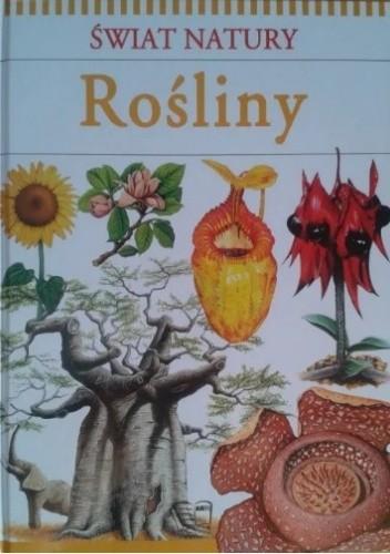 Okładka książki Rośliny Antonella Meucci