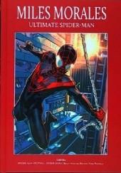 Okładka książki Miles Morales - Ultimate Spider-Man: Spider-Man spotyka… Spider-Mana Brian Michael Bendis,Sara Pichelli