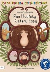 Okładka książki Cała Polska czyta dzieciom. Pan Kudłaty i Cztery Łapy Iwona Czarkowska