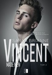 Okładka książki Vincent Sarah Brianne