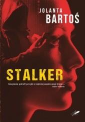 Okładka książki STALKER Jolanta Bartoś