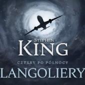Okładka książki Langoliery Stephen King