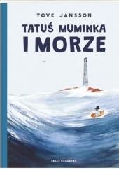 Okładka książki Tatuś Muminka i morze Tove Jansson