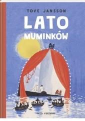 Okładka książki Lato Muminków Tove Jansson