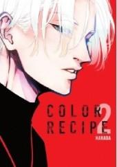 Okładka książki Color Recipe #2 Harada
