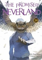 Okładka książki The Promised Neverland #14 Kaiu Shirai,Posuka Demizu