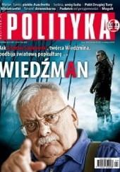 Okładka książki Polityka 4/2020 Redakcja tygodnika Polityka