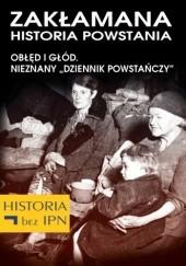 Okładka książki Zakłamana historia powstania III Józef Stępień,Paweł Dybicz