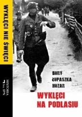 Okładka książki Wyklęci na Podlasiu Paweł Dybicz,Jakub Woroncow