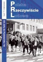 Okładka książki Polska Rzeczywiście Ludowa. Od Jałty do Października 56 Paweł Dybicz