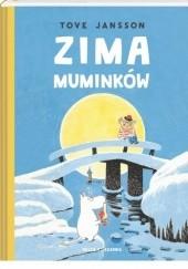 Okładka książki Zima Muminków Tove Jansson