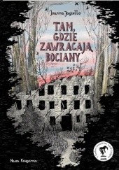 Okładka książki Tam, gdzie zawracają bociany Joanna Jagiełło