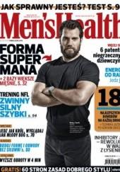 Okładka książki Mens Health 04/2016 Redakcja magazynu Men's Health