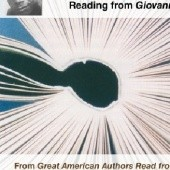 Okładka książki James Baldwin Reading From Giovannis Room James Baldwin