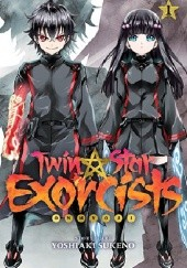 Okładka książki Twin Star Exorcists vol. 1