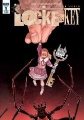 Okładka książki Locke & Key: Small world Joe Hill,Gabriel Rodriguez