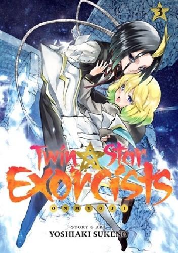 Okładka książki Twin Star Exorcists vol. 3 Yoshiaki Sukeno