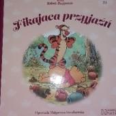 Okładka książki Fikająca przyjaźń Małgorzata Strzałkowska
