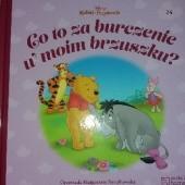 Okładka książki Co to za burczenie w moim brzuszku? Małgorzata Strzałkowska