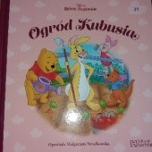 Okładka książki Ogród Kubusia Małgorzata Strzałkowska