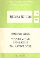 Okładka książki Współczesne spojrzenie na astrologię