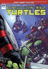 Okładka książki Teenage Mutant Ninja Turtles- Deviations