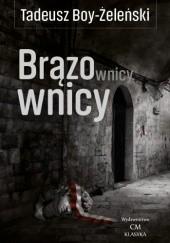 Okładka książki Brązownicy Tadeusz Boy-Żeleński
