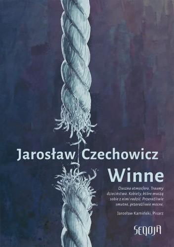 Okładka książki Winne