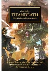 Okładka książki Titandeath Guy Haley