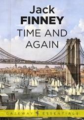Okładka książki Time and Again Jack Finney