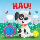 Okładka książki HAU!